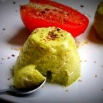 Budincitos rápidos de brócoli y queso