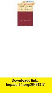 Ormond, Volume III (of 3) or, The Secret Witness eBook Charles Brockden Brown ,   ,  , ASIN: B0058KTL98 , tutorials , pdf , ebook , torrent , downloads , rapidshare , filesonic , hotfile , megaupload , fileserve