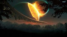 FOUND! 5 ANCIENT ALIEN PLANETS  | colliding-planets-14271-1920x1080.jpg