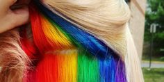 This is a brand new blog post telling you how to paint your hair at home, without making mistakes! Check this out!