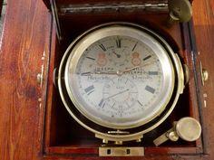 Chronometre Joseph Sewill Liverpool 1862