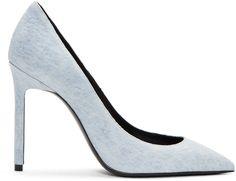 SAINT LAURENT . #saintlaurent #shoes #pumps