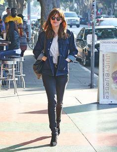 A cada bota sus jeans deseados: las celebrities no fallan