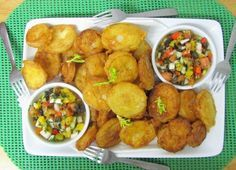 Nabos rebozados #Vegetariano #Vegano Snack Recipes, Cooking Recipes, Snacks, Bariatric Eating, Le Chef, Other Recipes, Vegan Vegetarian, Potato Salad, Nom Nom