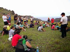 """CONAF Isla de Pascua produjo el año 2013 un documental, llamado """"Manavai de Biodiversidad"""", donde diversos científicos y profesionales de la..."""