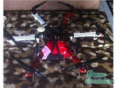 Vend drone homologué DGAC S1, S3 neuf + Map, pack complet Neuf, ou plus exactement avec 3h de vol. Le temps nécessaire à faire les réglages et la ...