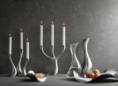 Georg Jensen è un marchio scandinavo sinonimo di tradizione e design di qualità…