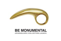 Jovana Djuric Launch collection:  BE MONUMENTAL Horus N2