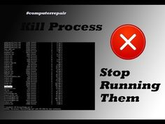 In case you missed it, here you go 🙌 How to kill process in windows 10 by command prompt #computerrepair https://youtube.com/watch?v=iAXKagIPha4