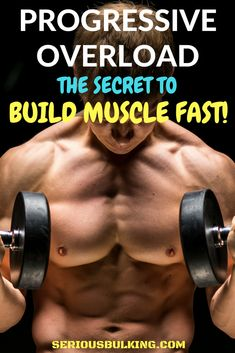 Diet plan for men the buff body blueprint busy guys body progressive overload the secret to build muscle fast learn this amazing technique today malvernweather Image collections
