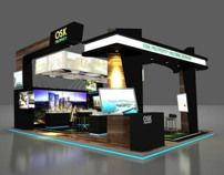 Property Exhibition Booth : Osk property meter meter stands electronics design
