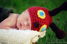 Hungry Little Caterpillar Cocoon Cap Hat Newborn Baby by koreakids, $40.00