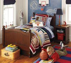 Идеи дизайна детских комнат для мальчиков / Дизайн интерьера / Дом в стиле - архитектура и дизайн интерьера