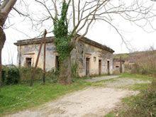 Ex stazione Falconara Albanese