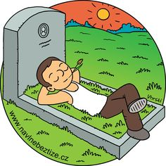 Ožijte myšlenkou na smrt - Na vlně beztíže