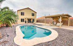5BR Avondale House w/Private Pool & Deck - #Phoenix #VacationRental #airbnb #homeaway #VRBO
