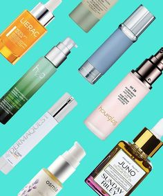 The right serum for YOUR skin type
