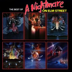 """The Best of """" A Nightmare on Elm Street"""" (Soundtrack)"""