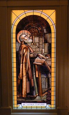 Saint of the Day – November 19 – St Nerses the Great – Bishop & Martyr Died in 373 #pinterest The father of St. Isaac the Great. A native of Armenia, he studied in Cappadocia and wed a princess who gave birth to Isaac. After she died, he served as a chamberlain in the court of King Arshak of Armenia. In 353 he was made Catholicos of the Armenians. Nerses devoted much effort to reforming the Armenian Church, including ...........| Awestruck Catholic Social Network