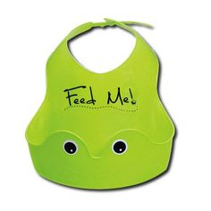 A bib for the little ones.
