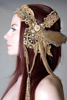 headdress elven, fairy