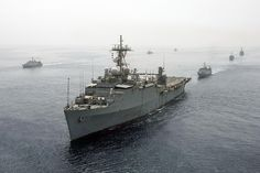 Ships participate in IMCMEX