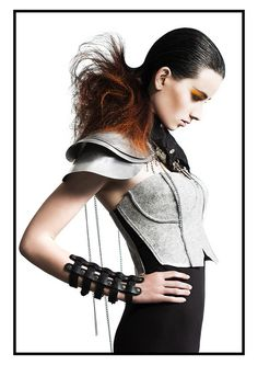fashionable light armour top