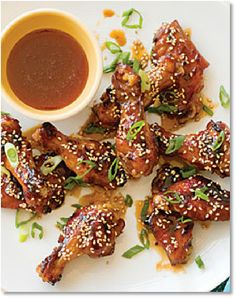 New Low FODMAP Recipes    Vietnamese Chicken Wings http://www.ibssano.com/low_fodmap_recipes_vietnamese_grilled_chiken_wings.html