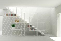 Afbeeldingsresultaat voor hoeveel ruimte neemt een trap in?