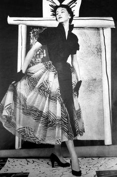 1952 Vogue Paris