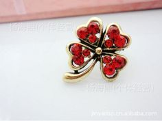 Korean Fashion Flower Ring on BuyTrends.com, only price $2.70