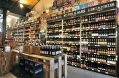 In diesem Biershop gibt es über 300 Sorten