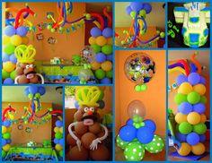 Toys Story Balloon Decor