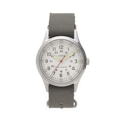 07def03fa93 Timex® for J.Crew vintage field army watch