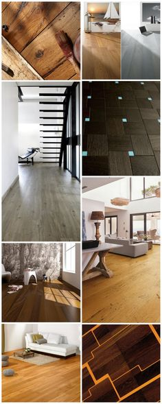 Focus on Parquets: a series of wooden floorings of several essences and colours #wood #parquet #interiors