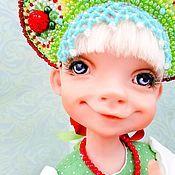 """Куклы и игрушки ручной работы. Ярмарка Мастеров - ручная работа """"Марфушечка"""" коллекционная кукла. Handmade."""