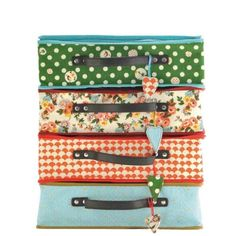 suitcases by Lale