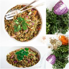 Feeling bloated? Wanting to get your diet back on track? Kickstart healthier eating with this super simple chopped detox salad recipe.