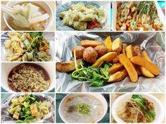 【台北市士林區素食】中正路上素食滷味、鹽酥G、士林夜市