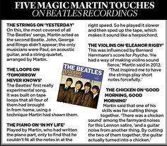 Beatles producer George Martin was known as the fifth Beatle. But, argues Event's music critic Tim De Lisle, he was the third Beatle, and the man who made the band truly fab | Daily Mail Online