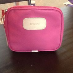 be6c89d8d6 The new Tesoro cosmetic bag by Jon Hart Design... My favorite line Cosmetic