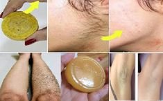 Un savon que vous pouvez faire chez vous vous débarrassera des poils dès le premier lavage sans aucune douleur et éclaircit votre peau, essayez sur les jambes d'abord