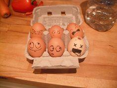 Funny Egg Art [20 Pics]