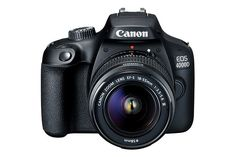 The Canon Eos 4000d Might Be The Cheapest Dslr Ever Launched With