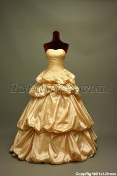 1st-dress.com Offers High Quality Gold Quinceanera Dresses for Mexico img_6744,Priced At Only US$189.00 (Free Shipping)