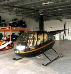 2005 Robinson R44 Raven II for sale in Quebec, QC Canada => www.AirplaneMart.com/aircraft-for-sale/Helicopter/2005-Robinson-R44-Raven-II/13204/