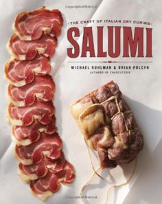 Salumi: The Craft of Italian Dry Curing by Michael Ruhlman,http://www.amazon.com/dp/0393068595/ref=cm_sw_r_pi_dp_IcIysb1AED9T950F