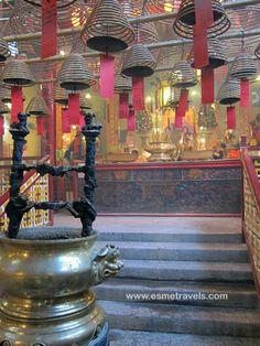 Man Mo Temple | Hong Kong, China