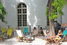 Café A | 148 rue du Faubourg Saint-Martin 10e | Bars | Time Out Paris