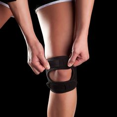 MDUB Knows It's a matter of stabilization for your knees - If you feel you need even more stability than a Patella strap can offer, this is the one. With straps both above and below the knee cap, you'll be maximizing your ability to stabilize and adjust your patella so that you can get back up without pain. #Kneebrace #MDUB #Kneepain #Stabilizer #Medical #Pain #Fitness #Health